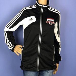 NWT adidas Soccer Edge Academy Training Jacket